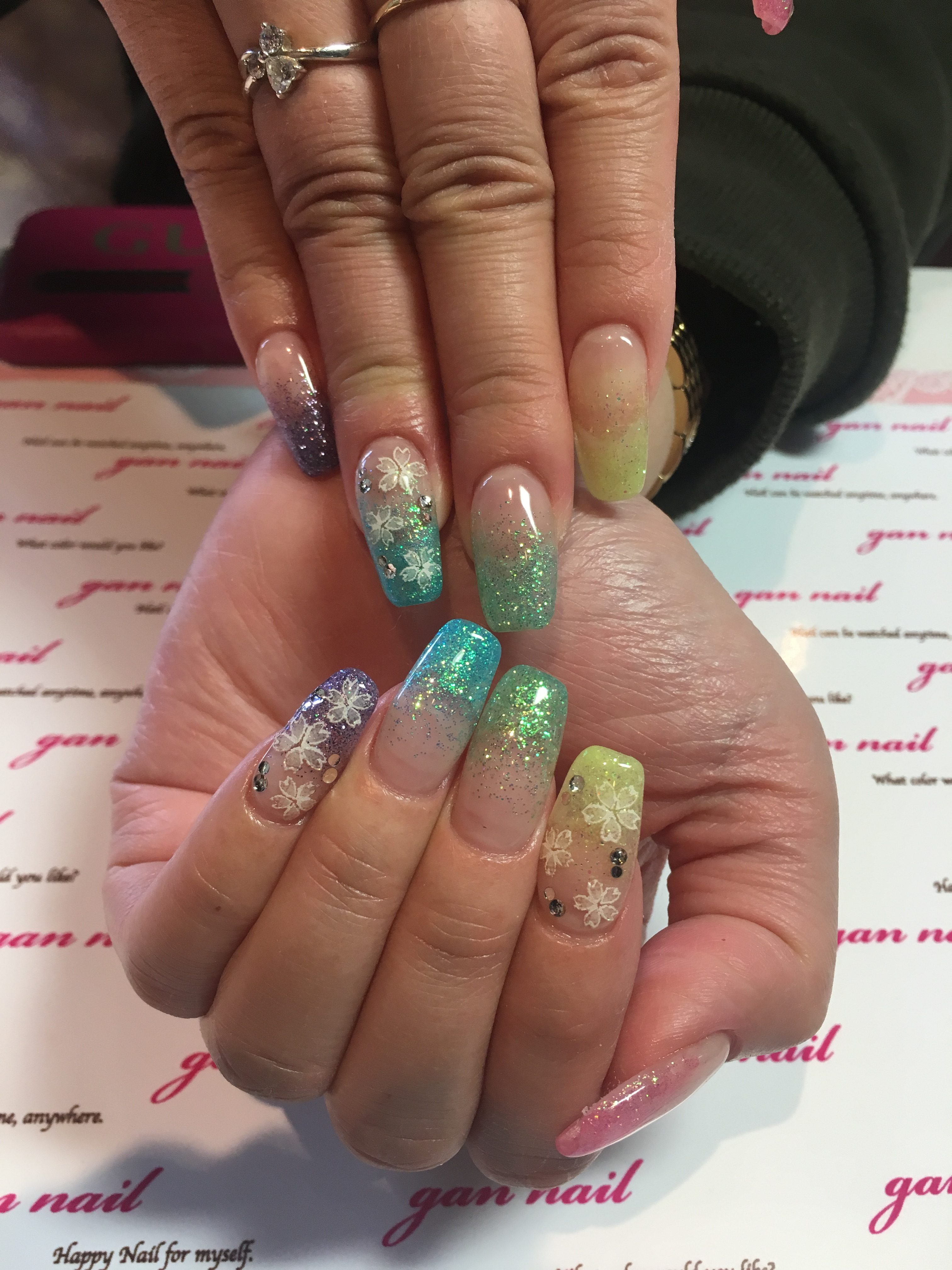 is interior design for me nail salon for me nail salon pinterest さくらネイル. こんにちは♪